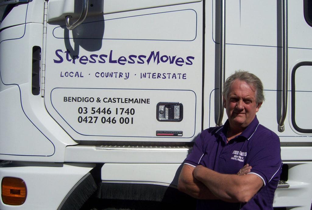 Owner Steve Homewood